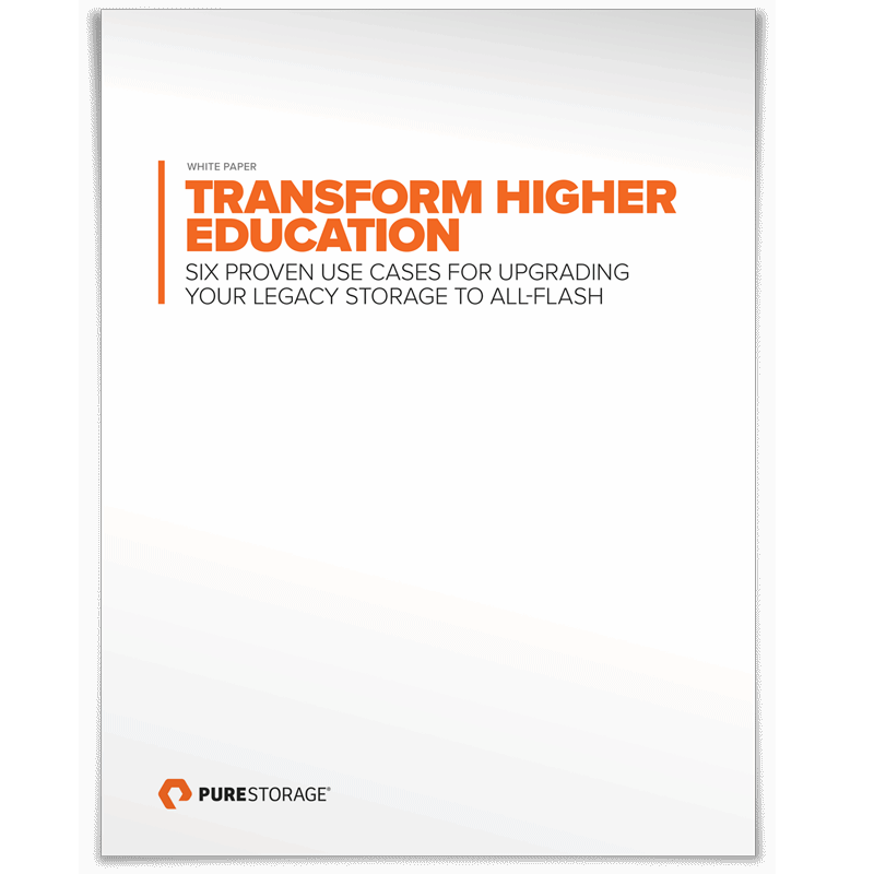 Transform Higher Education White Paper