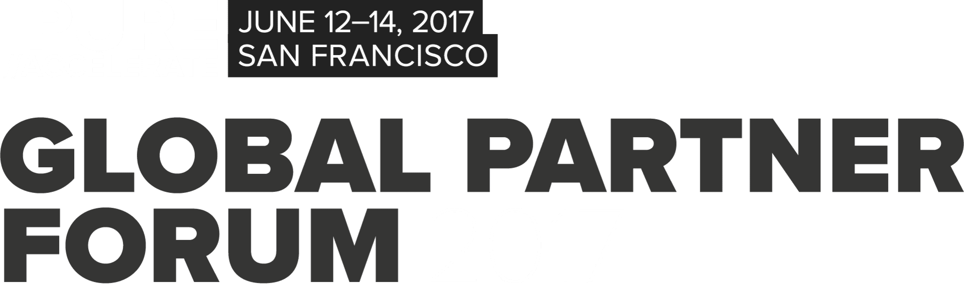 Pure Accelerate 2017: Global Partner Forum | Pure Storage