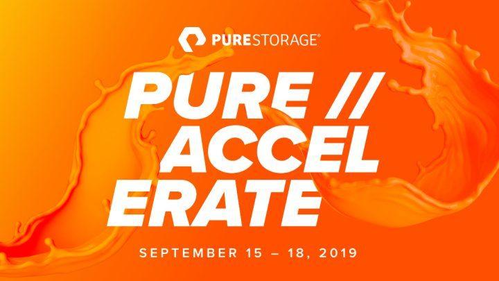 Pure//Accelerate 2019 | Pure Storage