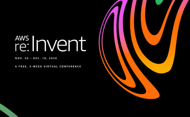 Join us for AWS re:Invent