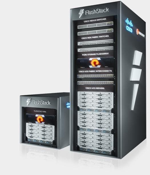 Converged Infrastructure Makes Private Cloud Easy