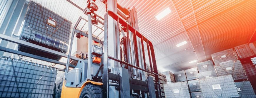 Forklift Upgrades: Out with the Old, in with the New at a Premium